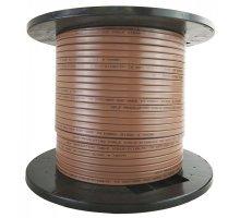 Саморегулирующийся греющий кабель без экранирующей оплетки STB 16-2 (16 Вт/м)